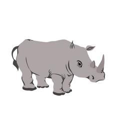 Rhinoceros simply stile vector