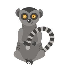 Lemur vector image
