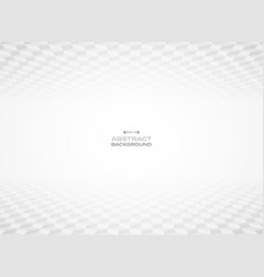 abstract white geometric background dimension for vector image