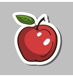 AppleSticker vector image