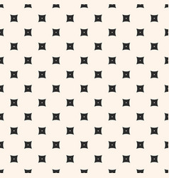 geometric pattern simple texture with squares vector image