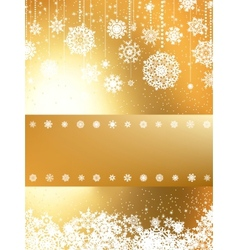 Merry Christmas greeting card EPS 8 vector