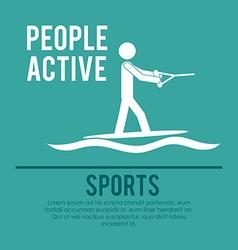 People active vector