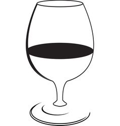 wine9 vector image vector image