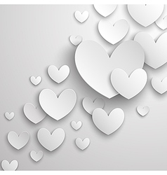 valentine abstract 2 vector image vector image
