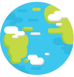 EARTH MODERN vector