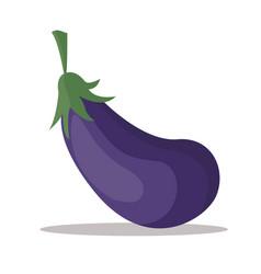 eggplant nutrition healthy image vector image