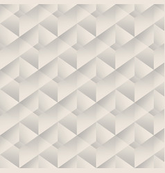 geometric pattern with silver rectangles vector image