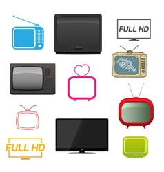 Set different tv vector