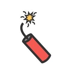 Single Dynamite vector