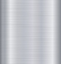 Brushed Metal Texture vector image