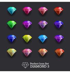 DiamondSet vector