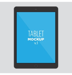 Tablet mockup v1 vector