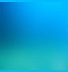 Underwater aquamarine blurred background vector