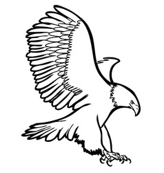 Eagle 5 vector