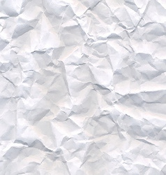 Crushed Paper vector