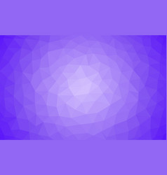 light purple low poly background abstract crystal vector image