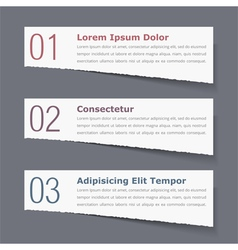 Papers with Numbers vector
