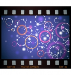 purple slide vector image