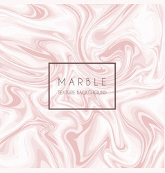 Rose coloured marble texture vector