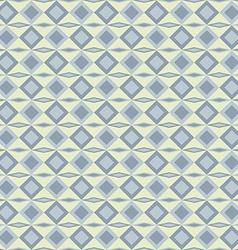geometry rhombus seamless pattern vector image