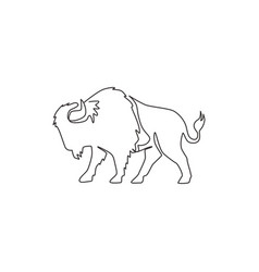 single continuous line drawing elegance vector image