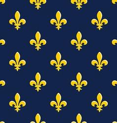 Yellow emblem pattern vector