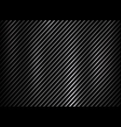carbon kevlar fiber pattern texture background vector image
