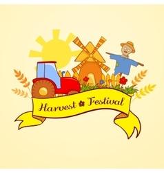 Harvest Festival vector