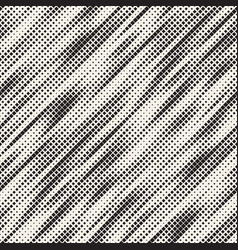 Modern stylish halftone texture abstract vector