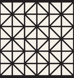 Seamless pattern with squares stylish vector
