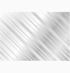 grey geometric technology stripes background vector image vector image