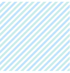 blue green pastel color striped seamless pattern vector image