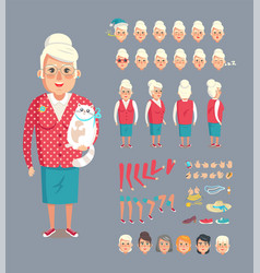 Granny constructor collection vector