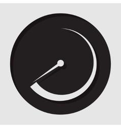 Information icon - dial symbol vector