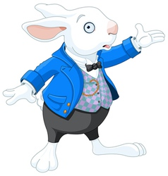White Rabbit vector