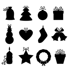 gift label vector image vector image