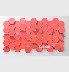 Futuristic atomic background vector