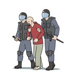 Arrest vector