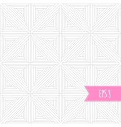 Hand drawn geometrical seamless background in vector image