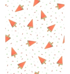 Bright pattern of the candy store vector image