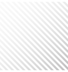 Light striped background vector image