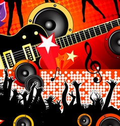 party design kit vector image