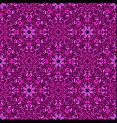 Pink bohemian abstract seamless gravel petal vector