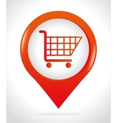 Shooping and ecommerce vector