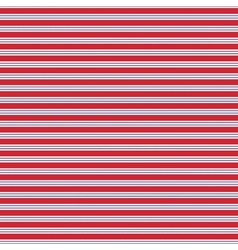 Patriotic red white blue geometric seamless vector image