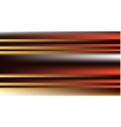 Abstract mesh color line design futuristic vector