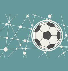 abstract sport backdrop vector image