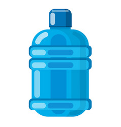 water canister icon vector image