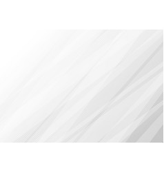 Abstract gradient white and grey technology vector
